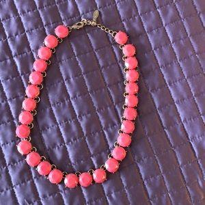 Pink Aldo necklace